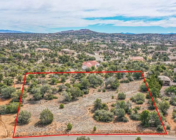 13685 Forked Trail, Prescott, AZ 86305 (#1028249) :: HYLAND/SCHNEIDER TEAM