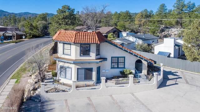 1490 W Gurley Street, Prescott, AZ 86305 (MLS #1028268) :: Conway Real Estate