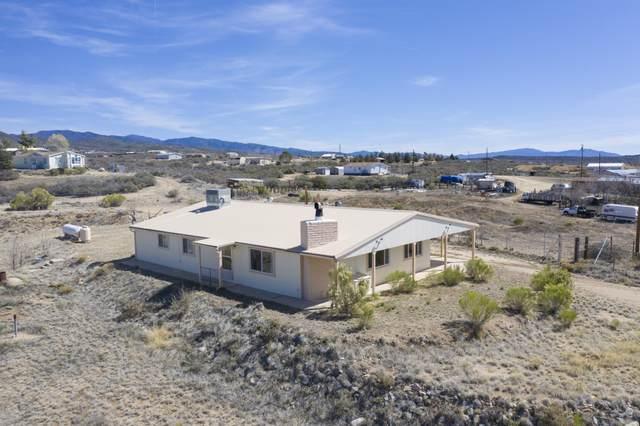 8165 W Claridge Lane, Wilhoit, AZ 86332 (MLS #1028272) :: Conway Real Estate