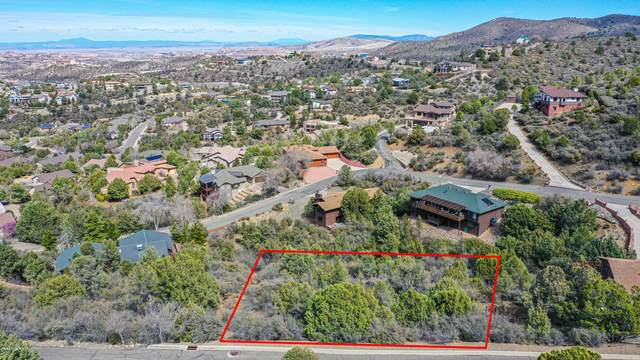 920 Utah Drive, Prescott, AZ 86303 (#1028286) :: West USA Realty of Prescott