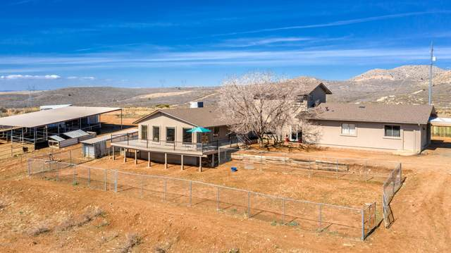 1375 N Rabbit Ridge Road, Dewey-Humboldt, AZ 86327 (MLS #1028316) :: Conway Real Estate