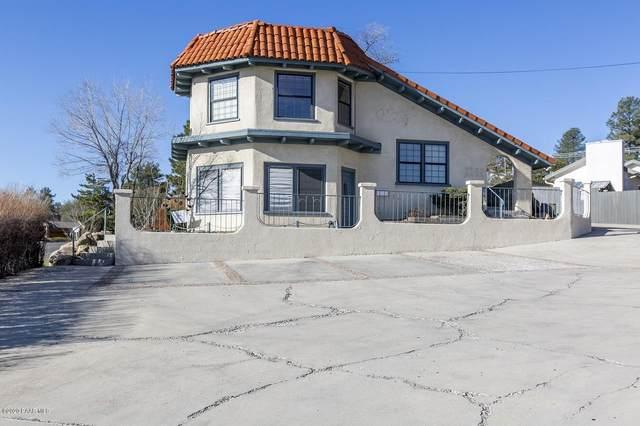 1490 W Gurley Street, Prescott, AZ 86305 (MLS #1028366) :: Conway Real Estate