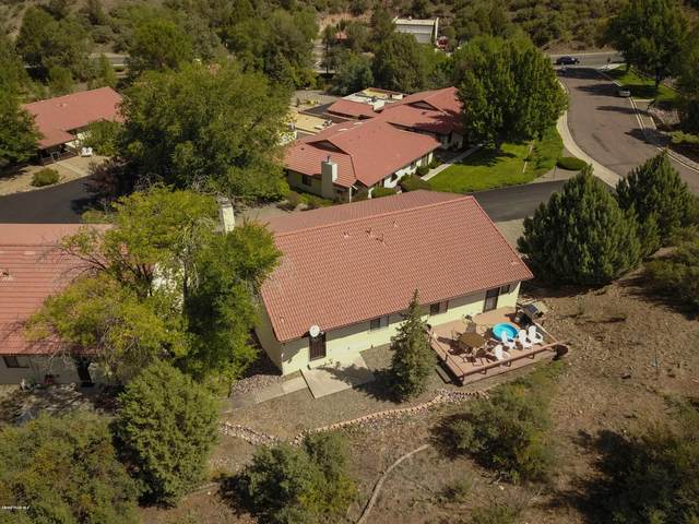 2766 Joshua Tree Lane, Prescott, AZ 86301 (#1028413) :: Shelly Watne