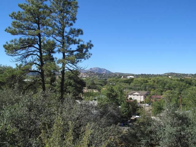 605 N Bagby Drive, Prescott, AZ 86301 (MLS #1028417) :: Conway Real Estate