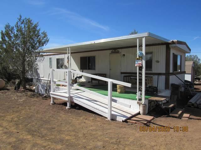 3040 N Cienega Drive, Ash Fork, AZ 86320 (#1028419) :: West USA Realty of Prescott
