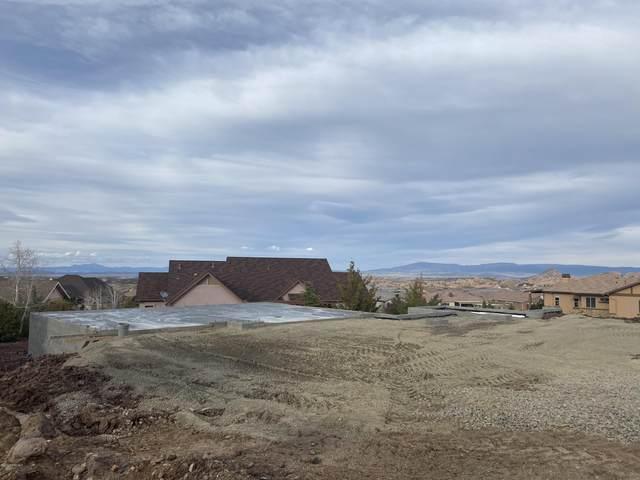 876 Mines Pass, Prescott, AZ 86301 (MLS #1028438) :: Conway Real Estate