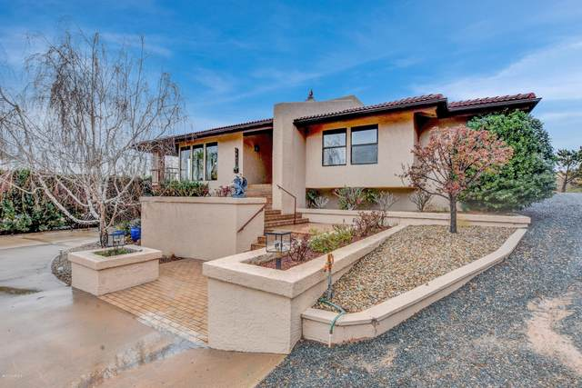 10671 E Singletree Trail, Dewey-Humboldt, AZ 86327 (MLS #1028456) :: Conway Real Estate