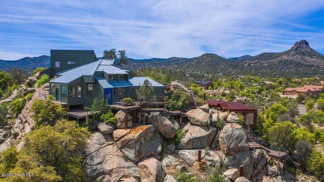 701 Downer Trail, Prescott, AZ 86305 (#1028467) :: West USA Realty of Prescott