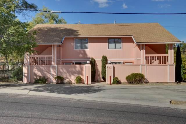 204 W Hillside Avenue, Prescott, AZ 86301 (#1028492) :: HYLAND/SCHNEIDER TEAM
