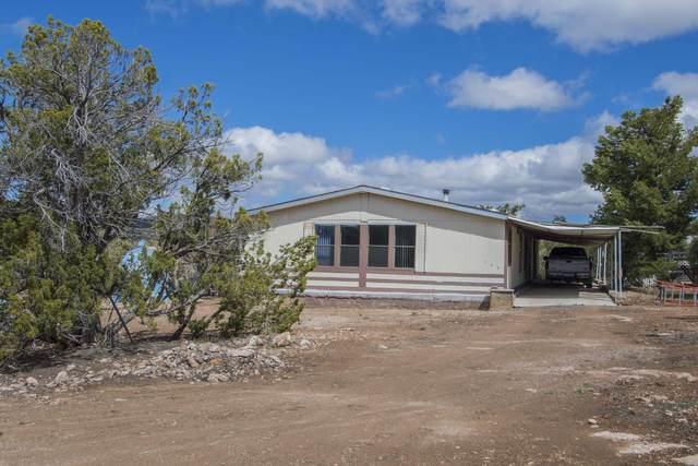 35853 W Silent Shadows Trail, Seligman, AZ 86337 (#1028509) :: HYLAND/SCHNEIDER TEAM