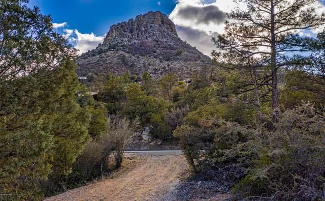 2256 Thumb Butte Road, Prescott, AZ 86305 (MLS #1028525) :: Conway Real Estate