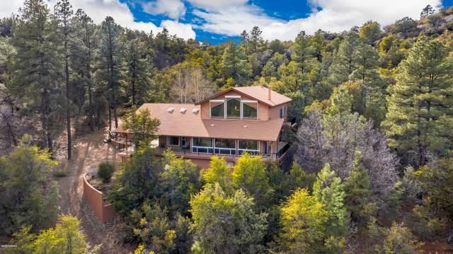 1880 W Manzanita Drive, Prescott, AZ 86303 (#1028541) :: West USA Realty of Prescott