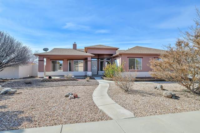 13305 E Trigger Road, Prescott Valley, AZ 86315 (#1028545) :: Shelly Watne