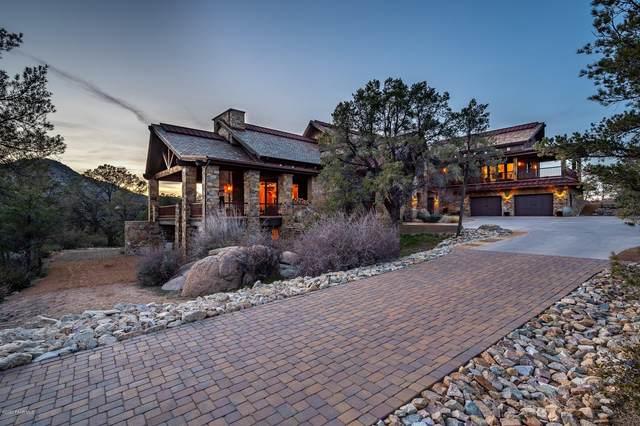 4600 W Distant View Trail, Prescott, AZ 86305 (MLS #1028554) :: Conway Real Estate