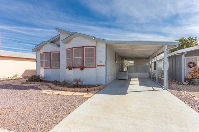 571 N Mesquite Tree Drive, Prescott Valley, AZ 86327 (MLS #1028561) :: Conway Real Estate