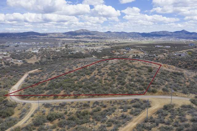 11995 E Mountain Lion Trail, Dewey-Humboldt, AZ 86327 (MLS #1028573) :: Conway Real Estate
