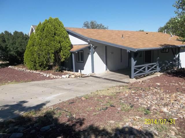 3457 N Treasure Drive #3, Prescott Valley, AZ 86314 (#1028611) :: Shelly Watne