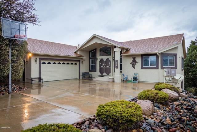 5218 Canyon View Court, Prescott, AZ 86303 (#1028614) :: West USA Realty of Prescott