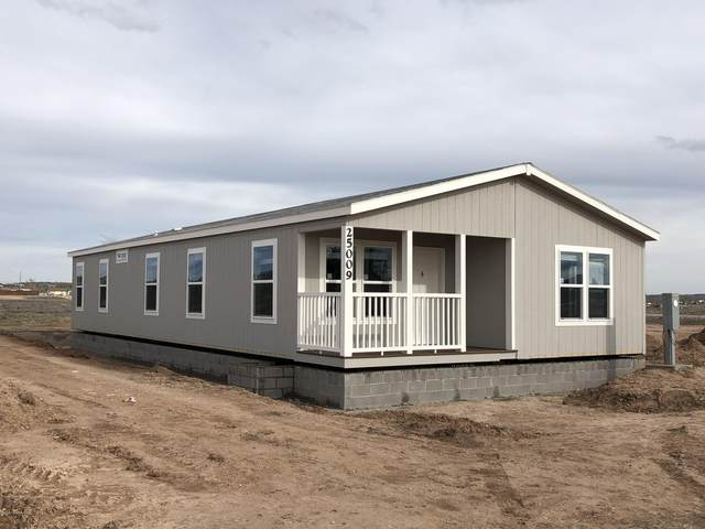 25009 N Stump Road, Paulden, AZ 86334 (#1028618) :: West USA Realty of Prescott