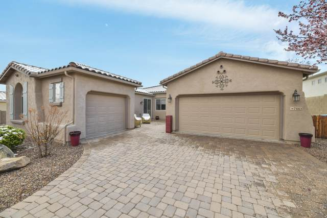 7663 E Bravo Lane, Prescott Valley, AZ 86314 (#1028619) :: HYLAND/SCHNEIDER TEAM