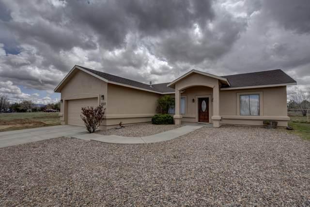 1727 Bernice Drive, Chino Valley, AZ 86323 (#1028620) :: West USA Realty of Prescott