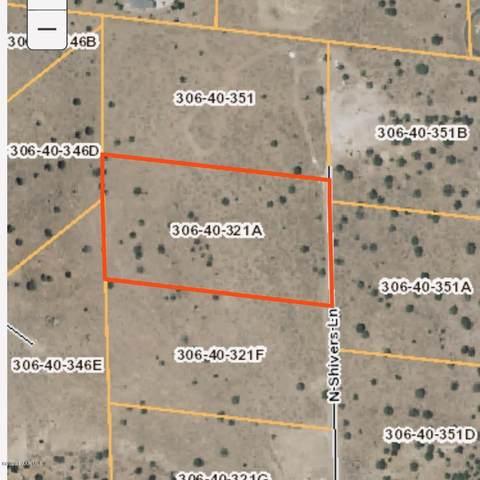 0 Dalley Way, Paulden, AZ 86334 (#1028626) :: West USA Realty of Prescott