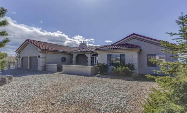 3921 Twisted Trail, Prescott, AZ 86301 (#1028628) :: HYLAND/SCHNEIDER TEAM