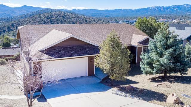 655 Shadow Mountain Drive, Prescott, AZ 86301 (#1028639) :: HYLAND/SCHNEIDER TEAM