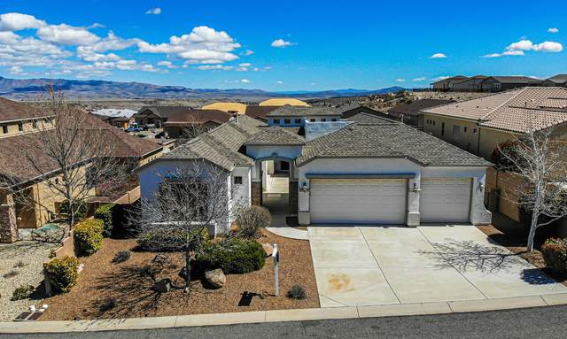 7622 E Traders Trail, Prescott Valley, AZ 86314 (#1028650) :: HYLAND/SCHNEIDER TEAM