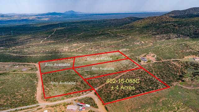 Tbd E Roper Way Parcel C, Dewey-Humboldt, AZ 86327 (MLS #1028694) :: Conway Real Estate