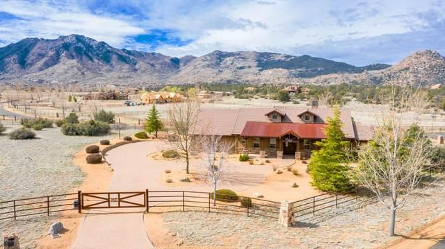 4205 W Oatman Flat Circle, Prescott, AZ 86305 (MLS #1028701) :: Conway Real Estate