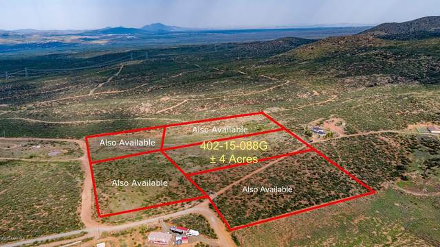 Tbd E Roper Way Parcel G, Dewey-Humboldt, AZ 86327 (MLS #1028713) :: Conway Real Estate