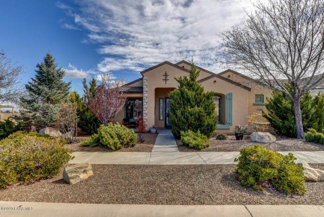 1147 N Rigo Ranch Road, Prescott Valley, AZ 86314 (#1028723) :: HYLAND/SCHNEIDER TEAM