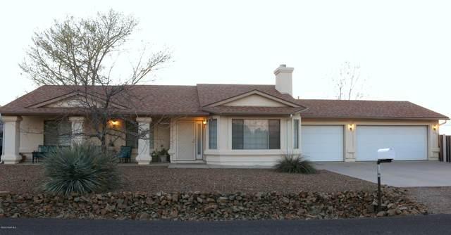 4700 N Stage Way Lane, Prescott Valley, AZ 86314 (#1028733) :: HYLAND/SCHNEIDER TEAM