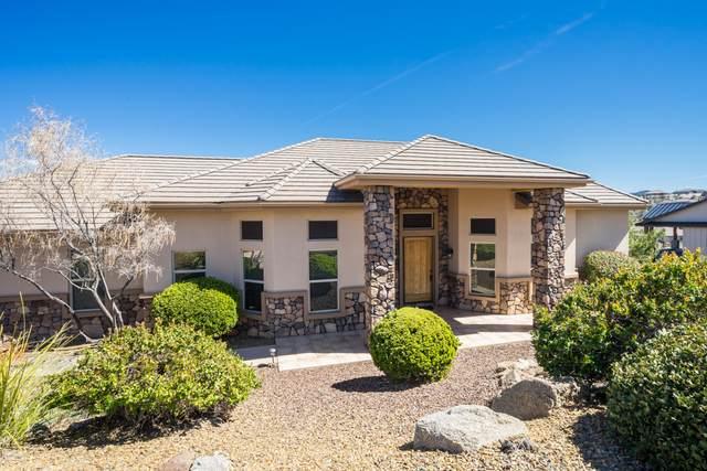 1068 Northridge Drive, Prescott, AZ 86301 (#1028742) :: HYLAND/SCHNEIDER TEAM