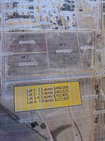 03 Dells Ranch Rd, Prescott, AZ 86301 (#1028745) :: West USA Realty of Prescott