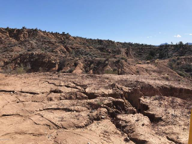 Lot 12f&H Crazy Horse Road, Kingman, AZ 86401 (#1028752) :: HYLAND/SCHNEIDER TEAM