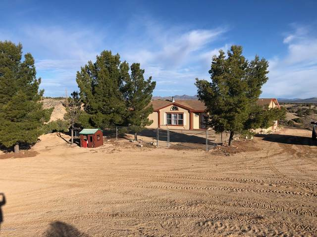 11033 Calle Cochise Avenue, Kingman, AZ 86401 (#1028753) :: West USA Realty of Prescott