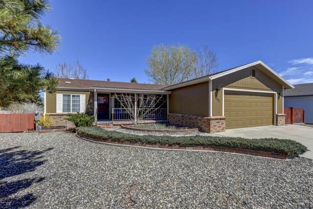 2901 Kendra Drive, Prescott, AZ 86301 (MLS #1028755) :: Conway Real Estate