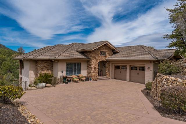 1786 Forest Creek Lane, Prescott, AZ 86303 (#1028761) :: West USA Realty of Prescott