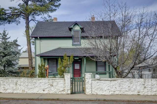 114 N Willow Street, Prescott, AZ 86305 (#1028786) :: HYLAND/SCHNEIDER TEAM