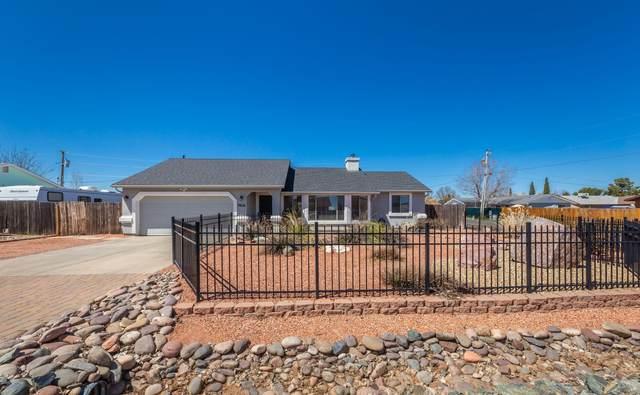 3616 N Sharon Drive, Prescott Valley, AZ 86314 (MLS #1028793) :: Conway Real Estate