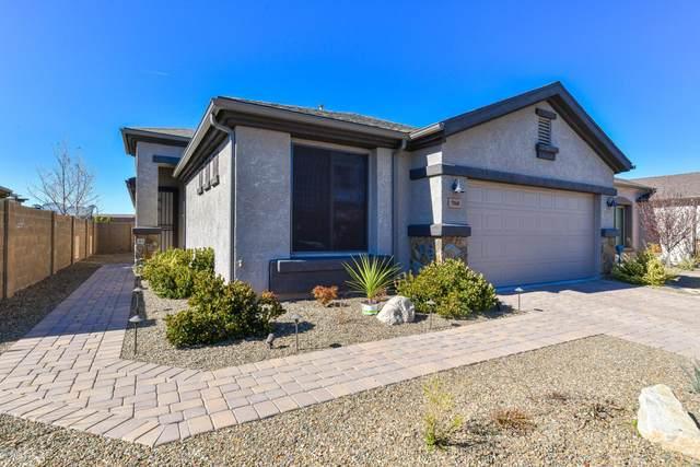 7960 N Music Mountain Lane, Prescott Valley, AZ 86315 (MLS #1028796) :: Conway Real Estate