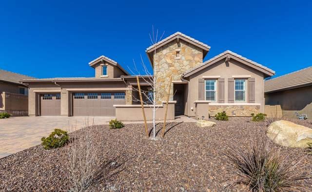 5234 Scenic Crest Way, Prescott, AZ 86301 (MLS #1028804) :: Conway Real Estate