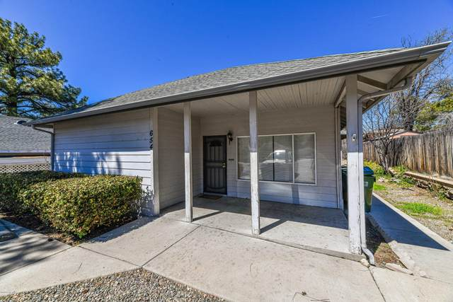 654 W Gurley Street, Prescott, AZ 86305 (#1028807) :: West USA Realty of Prescott