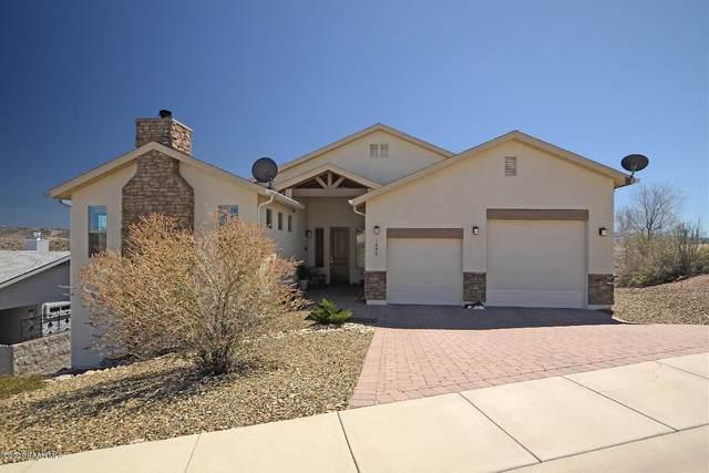 1295 Raindagger Drive, Prescott, AZ 86301 (MLS #1028809) :: Conway Real Estate