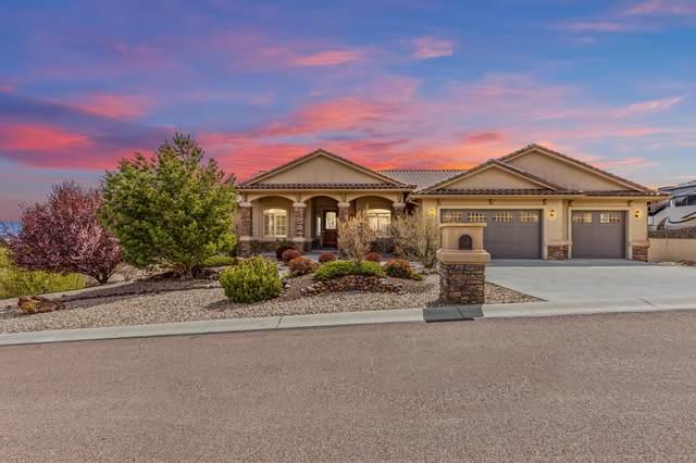 5972 Symphony Drive, Prescott, AZ 86305 (MLS #1028811) :: Conway Real Estate