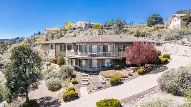 2850 Lake View Road, Prescott, AZ 86305 (MLS #1028813) :: Conway Real Estate
