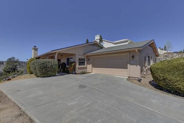 2540 Erin Circle, Prescott, AZ 86301 (MLS #1028814) :: Conway Real Estate