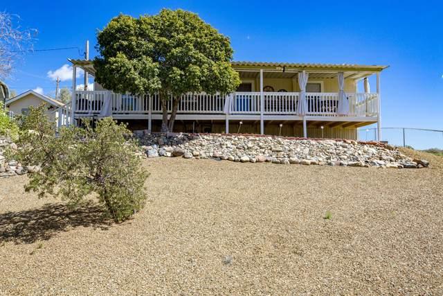 11765 E Hawk Drive, Mayer, AZ 86333 (#1028817) :: West USA Realty of Prescott